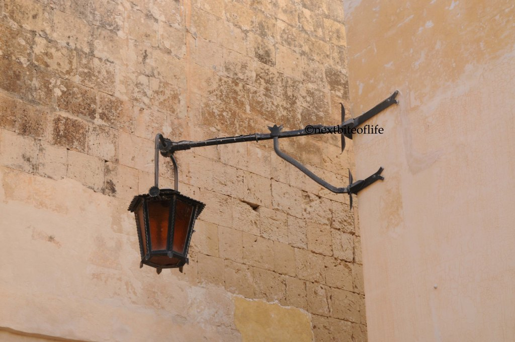 mdina malta ancient lamp hanging brass