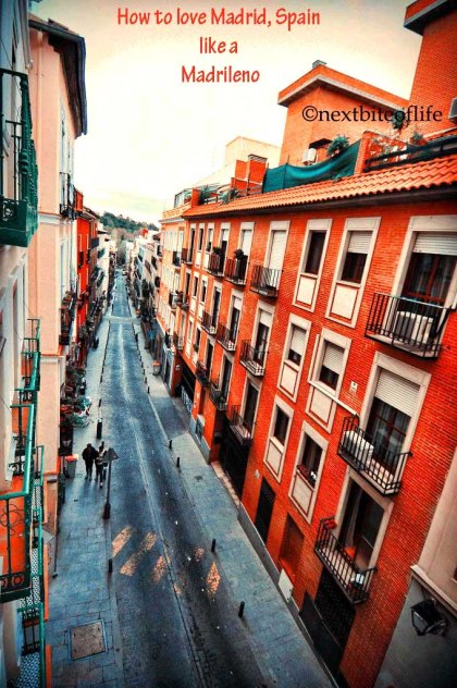 how to love madrid like a madrileno pinterest