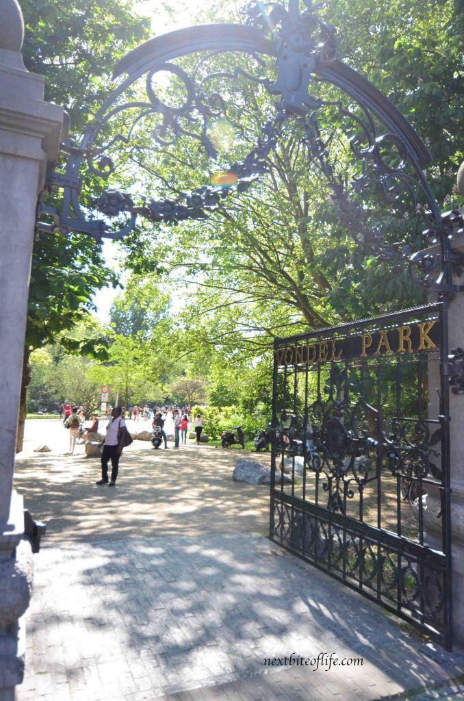 Vondel park #Amsterdam #park #vondelpark #netherlands