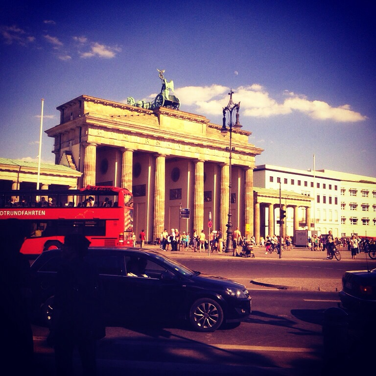 berlin bradenburg gate