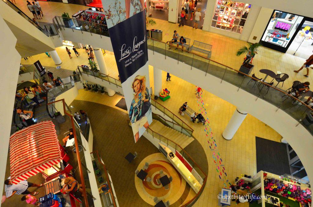Tigne Point Mall Malta