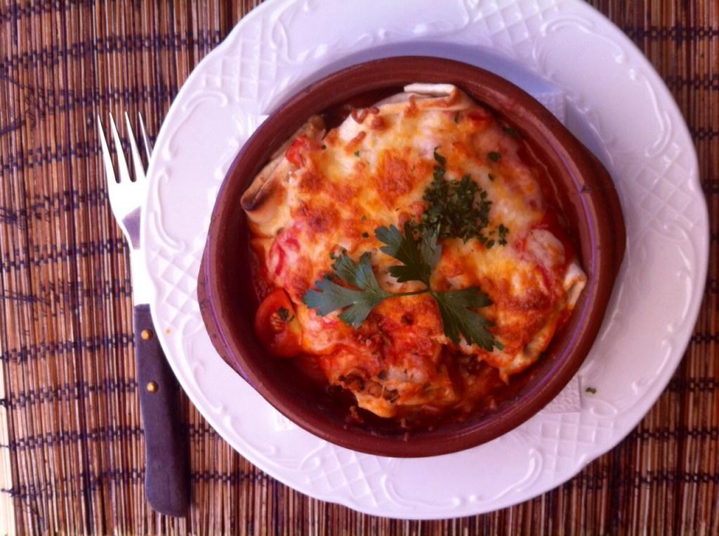 Malaga burrito