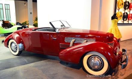 Museo Automovilistico de Malaga, Spain (Malaga Automobile Museum)