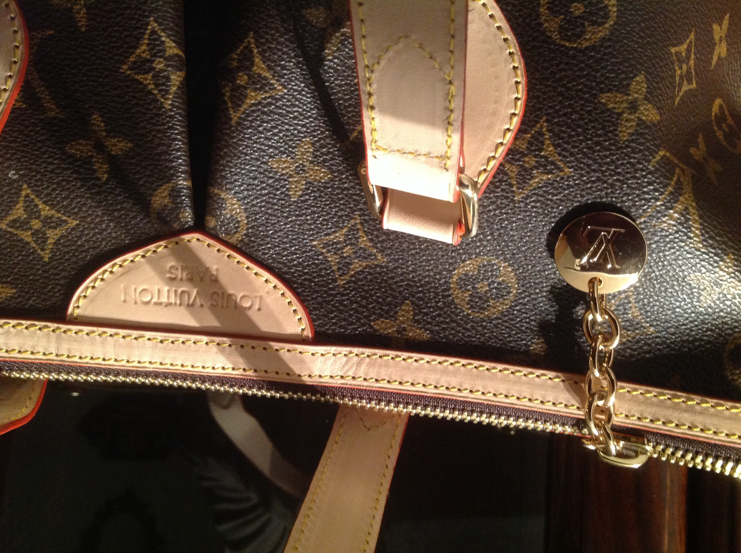 Louis Vuitton. The grand bazaar was just a bit overwhelming when we  visited. It is a gigantic structure e53c4925ff4dc