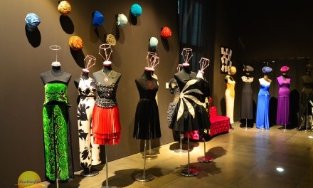 Fashion Museum in Malaga, Spain