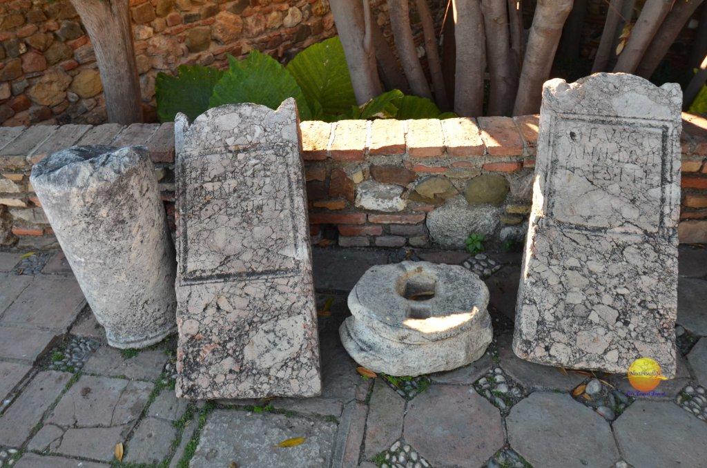 roman ruins alcazaba malaga