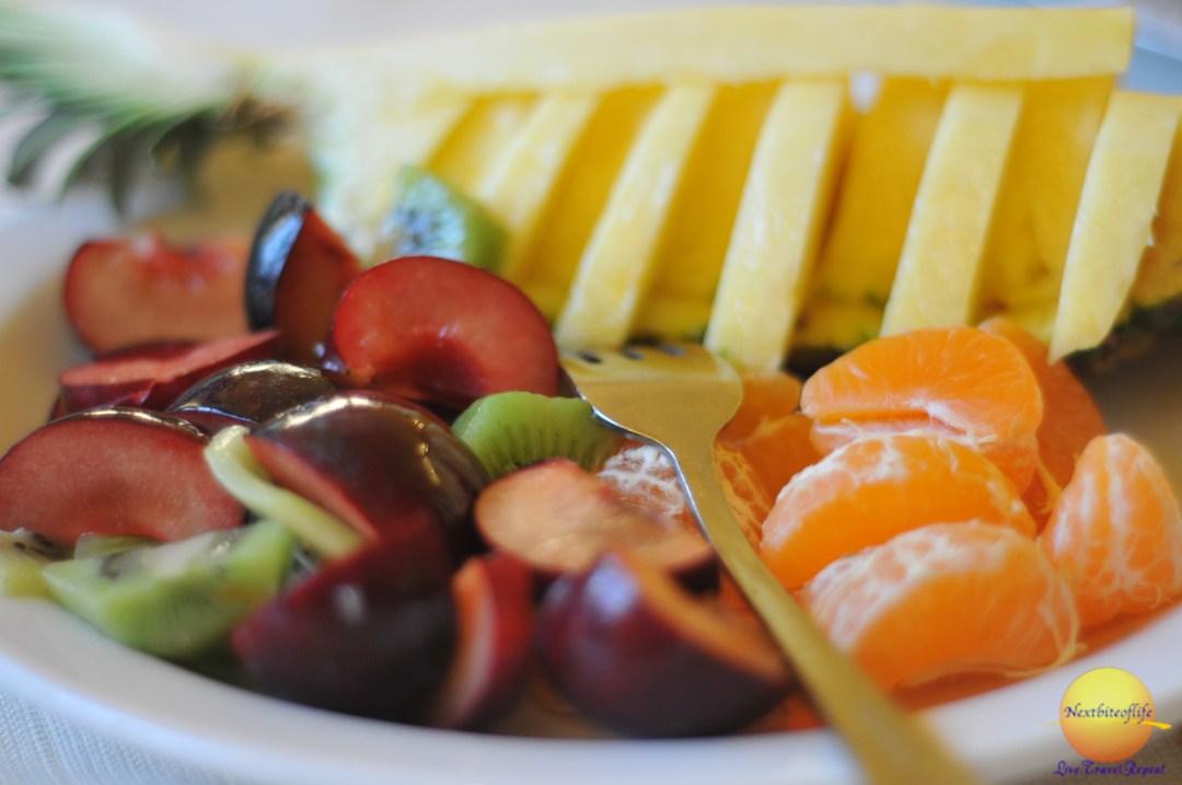 mixed fruit plate poggio dei cavalieri