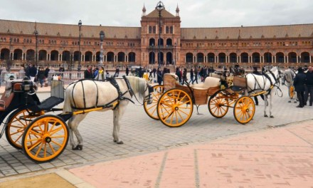 Simple Pleasures: Our last day in Seville