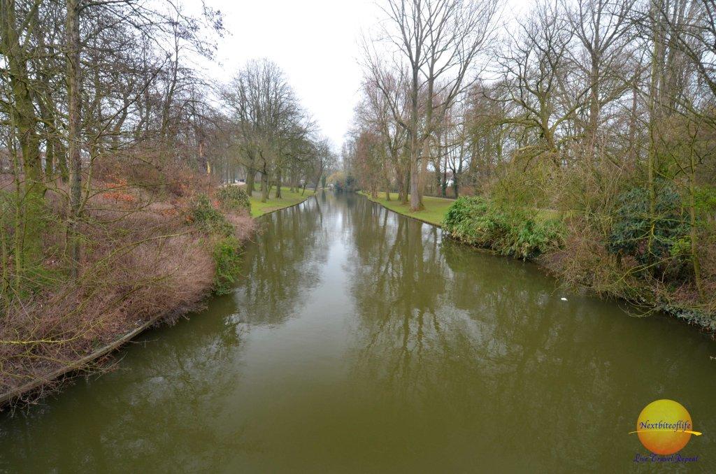 bruges river belgium