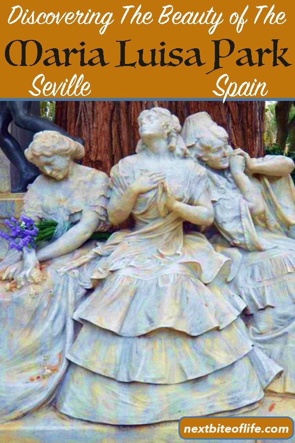 Maria Luisa Park Seville #marialuisapark #seville #spain #sevilleitinerary #visitseville #andalusia