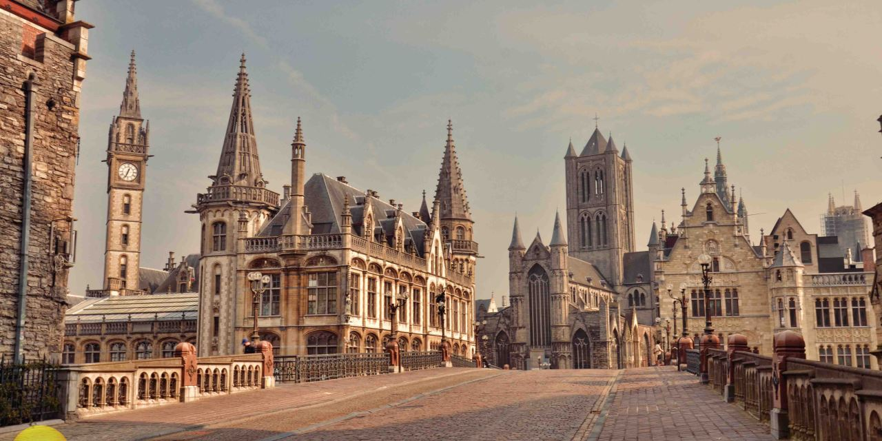 Podcast #1 – Ghent vacation