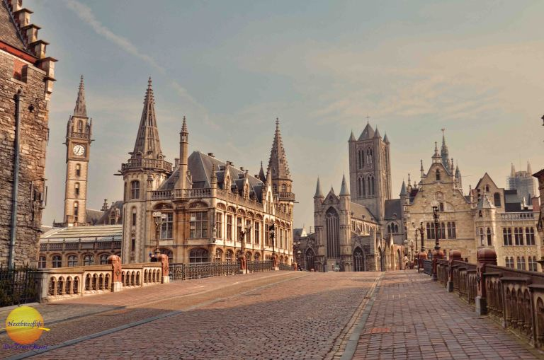 What's not to love about Ghent :-) ?