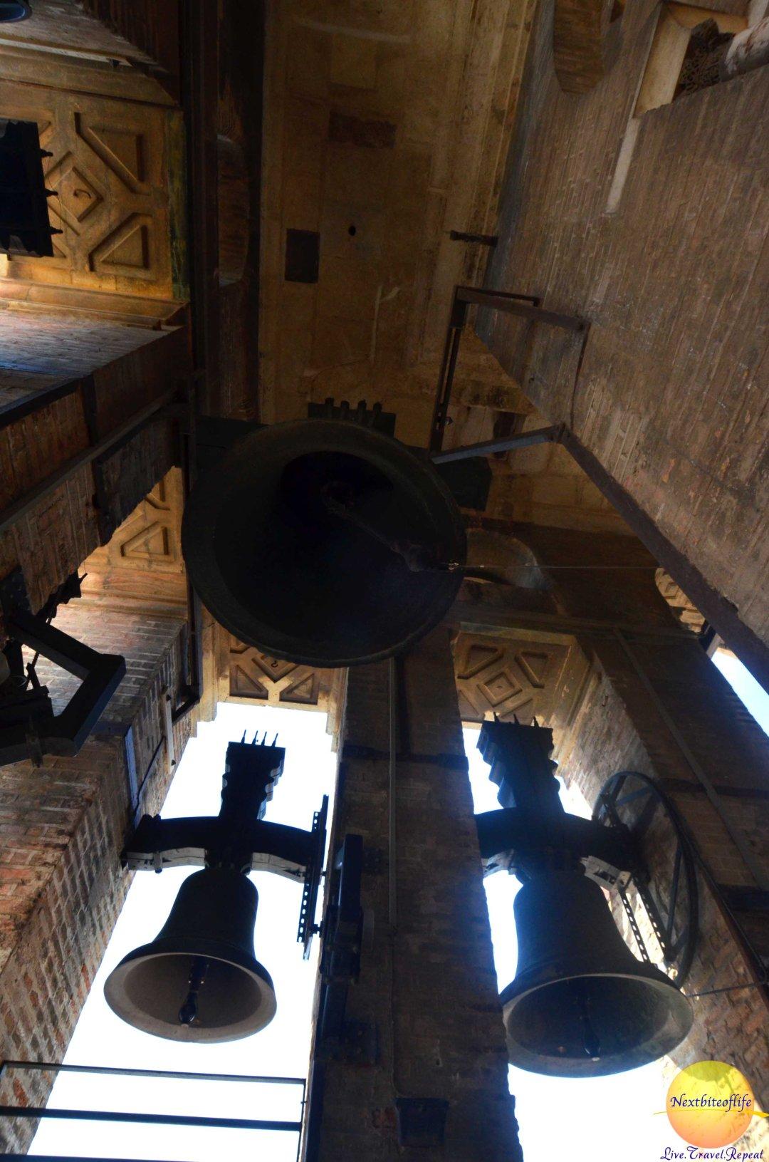 seville cathedral bells