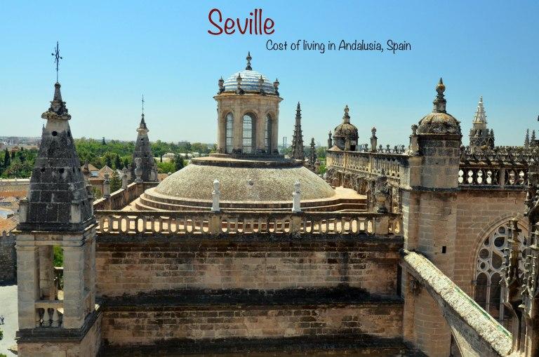 cost of living seville spain