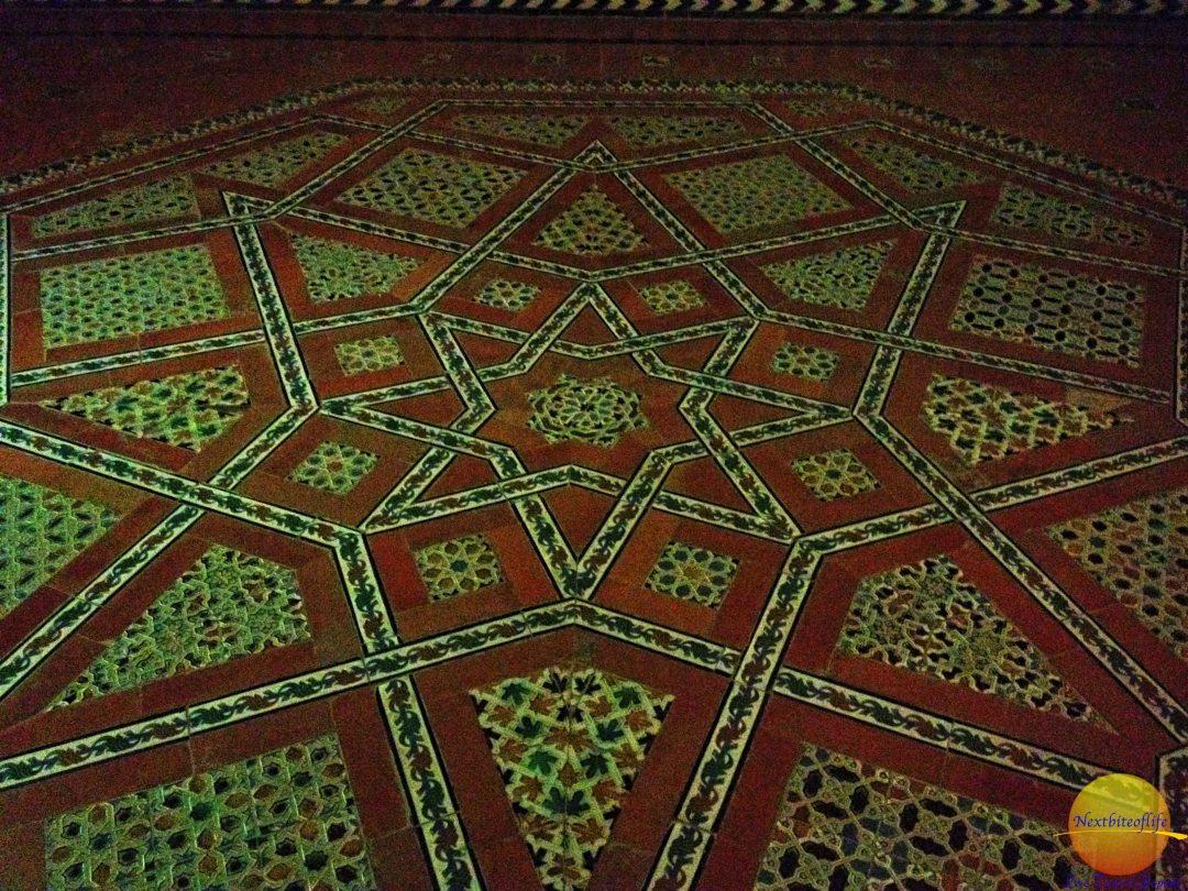 royal alcazar floors