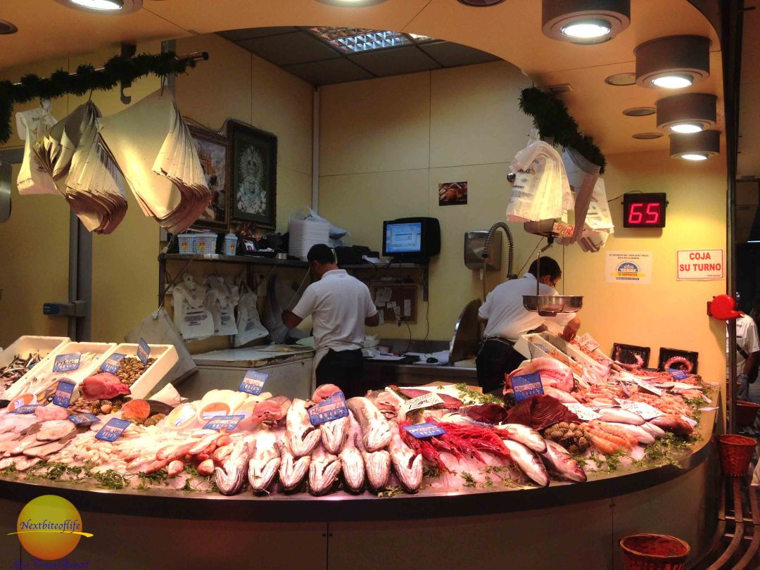 encarnacion seville fish sall