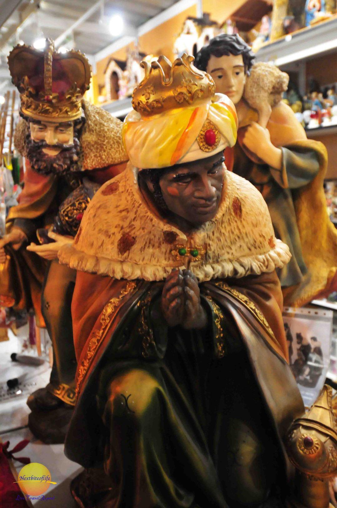christmas in seville - 3 wise men