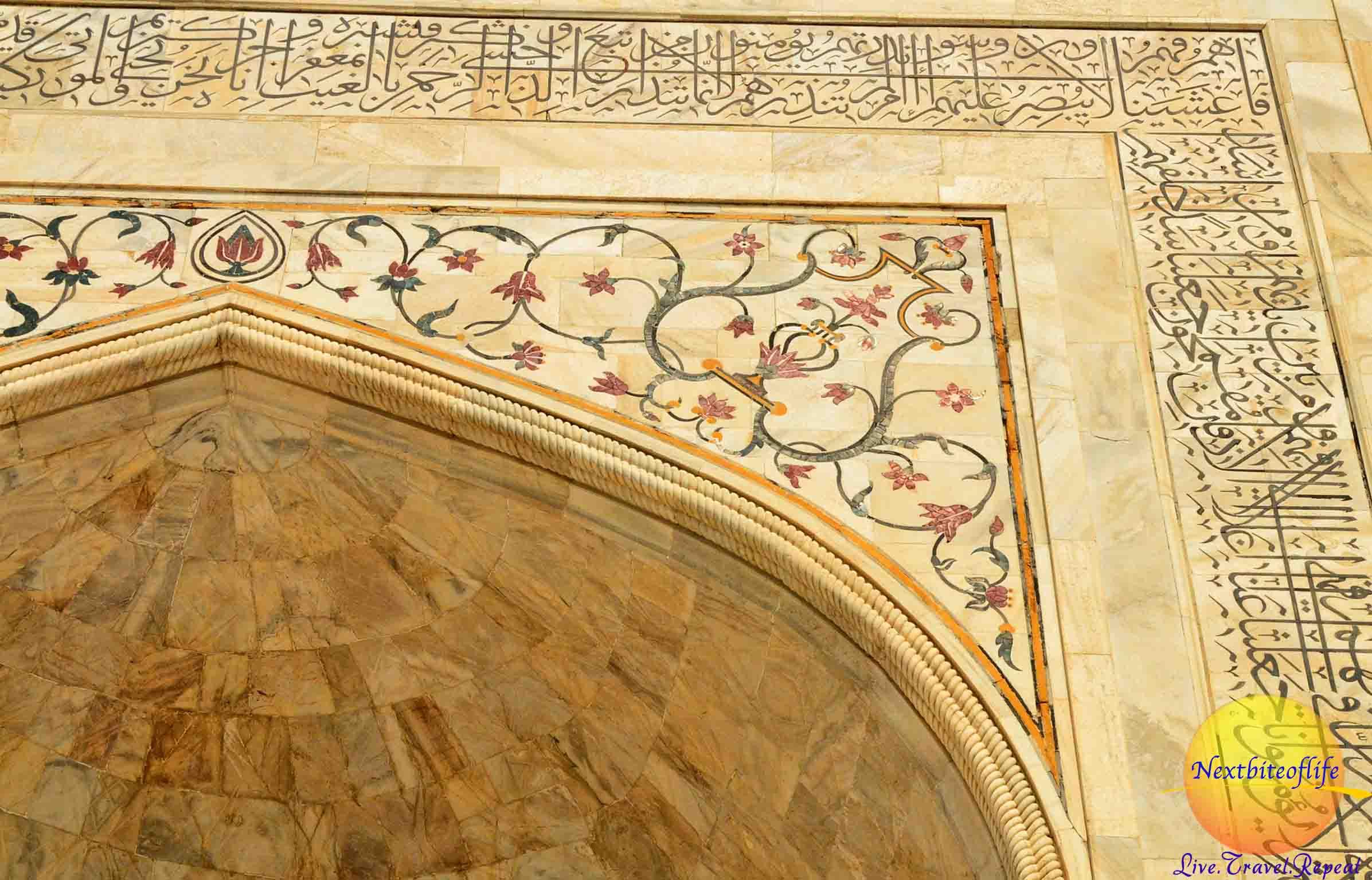 Taj Mahal, India - Magnificent Wonder Of The World - Nextbiteoflife