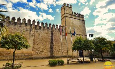 Historic Alcazar of Cordoba, Spain and Podcast
