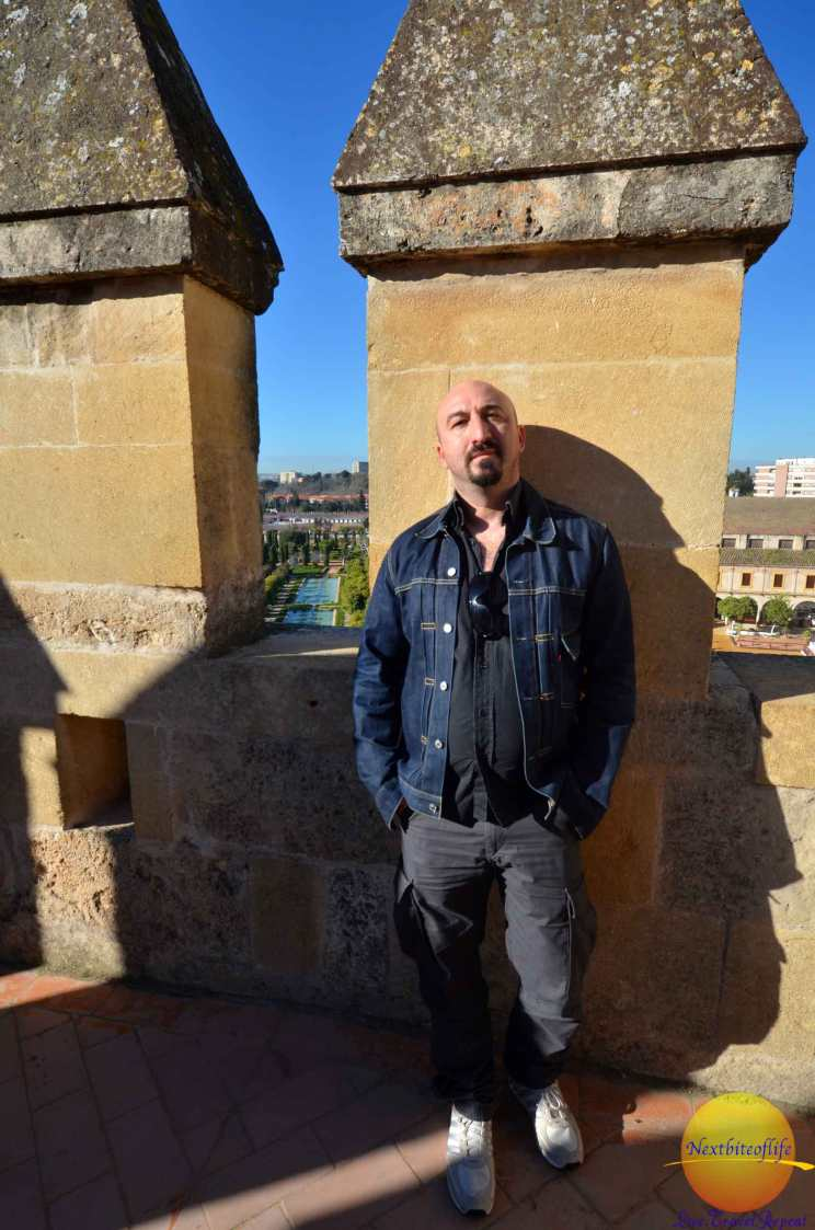 Where the hangings took place at alcazar cordoba