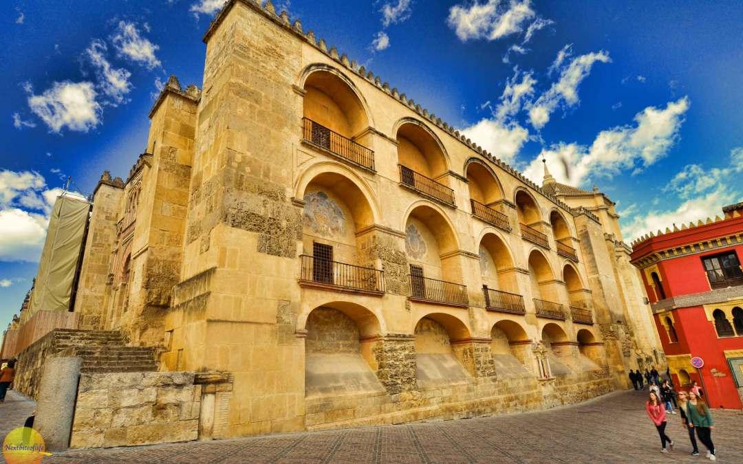 Awe inspiring La Mezquita, Cordoba, Spain & Podcast