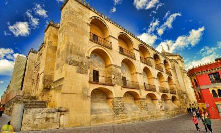 Awe inspiring La Mezquita, Cordoba, Spain & Podcast