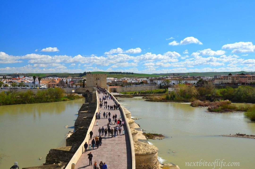 how we lost money epic travel fail roman bridge cordoba