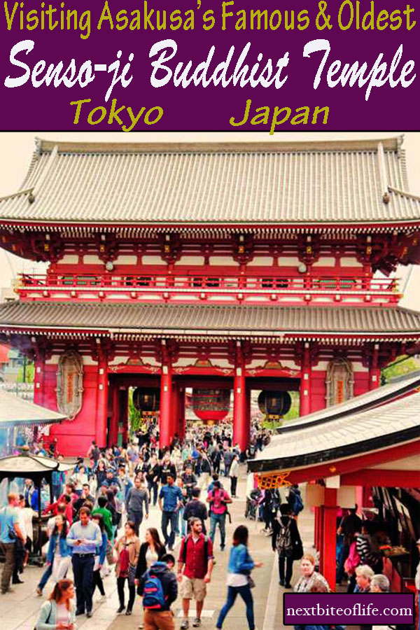 Sensoji Asakusa Temple #tokyo #asakusa #buddhisttemple #japan