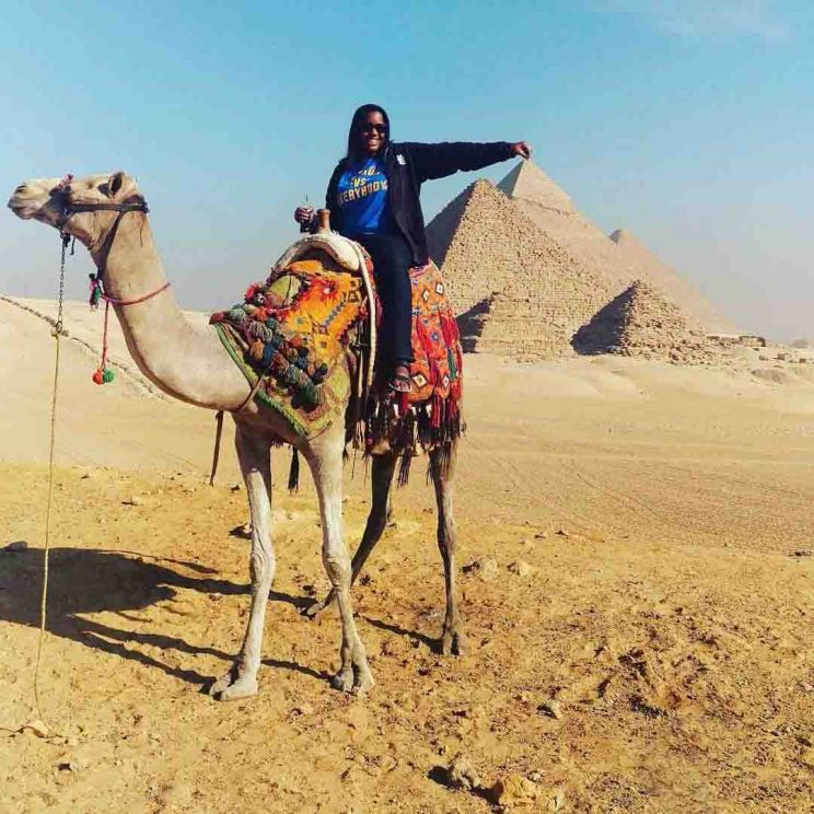 podcast with expats episode 5 nicole on camel