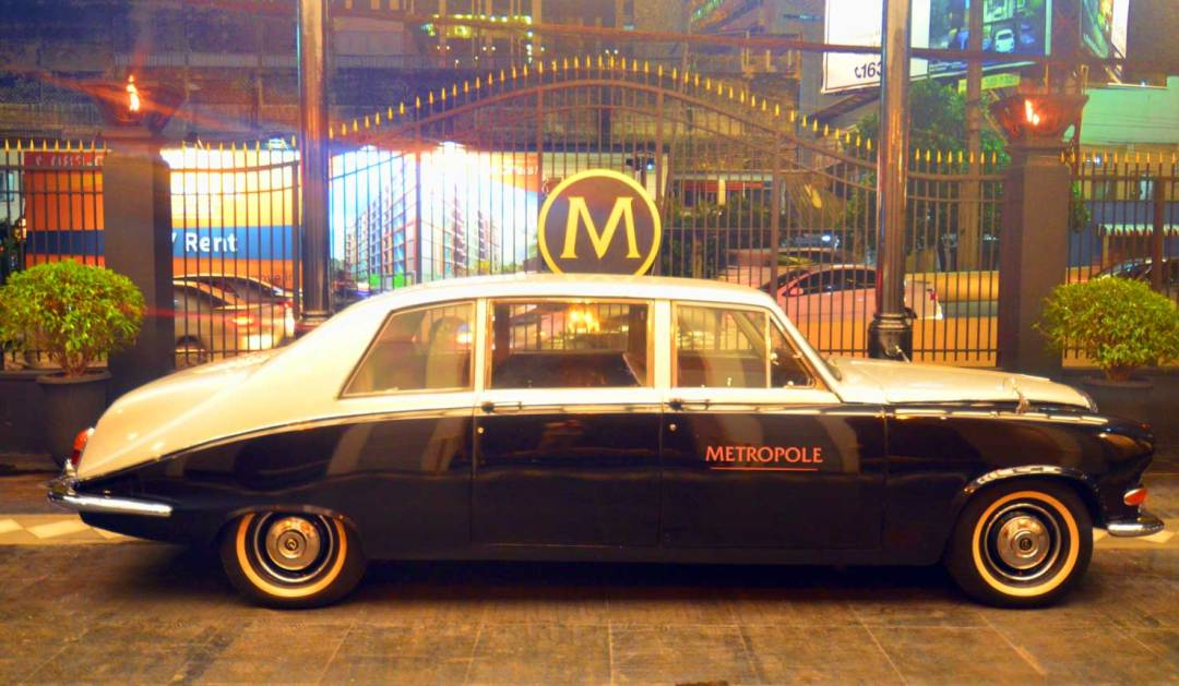 metropole bangkok understated luxury at its best