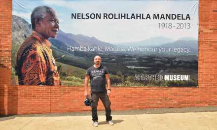 Emotional Visit to the Apartheid Museum
