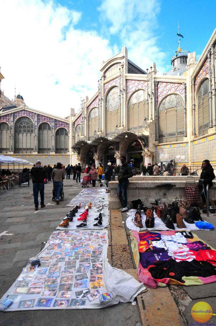 el mercat valencia entrance
