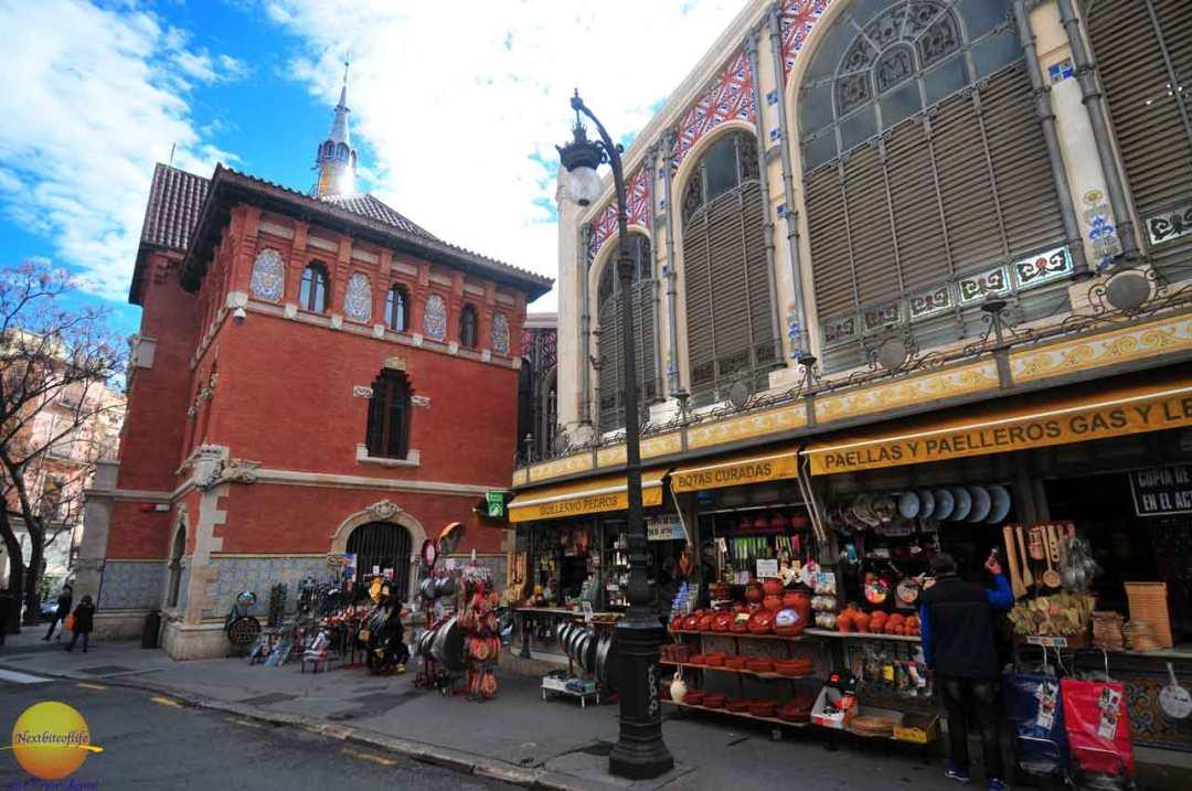 el mercat valencia exterior merchant