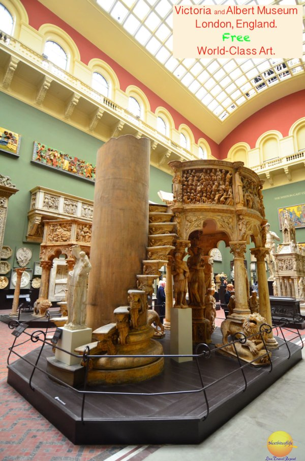 Awesome Victoria And Albert Museum Delights. Visit