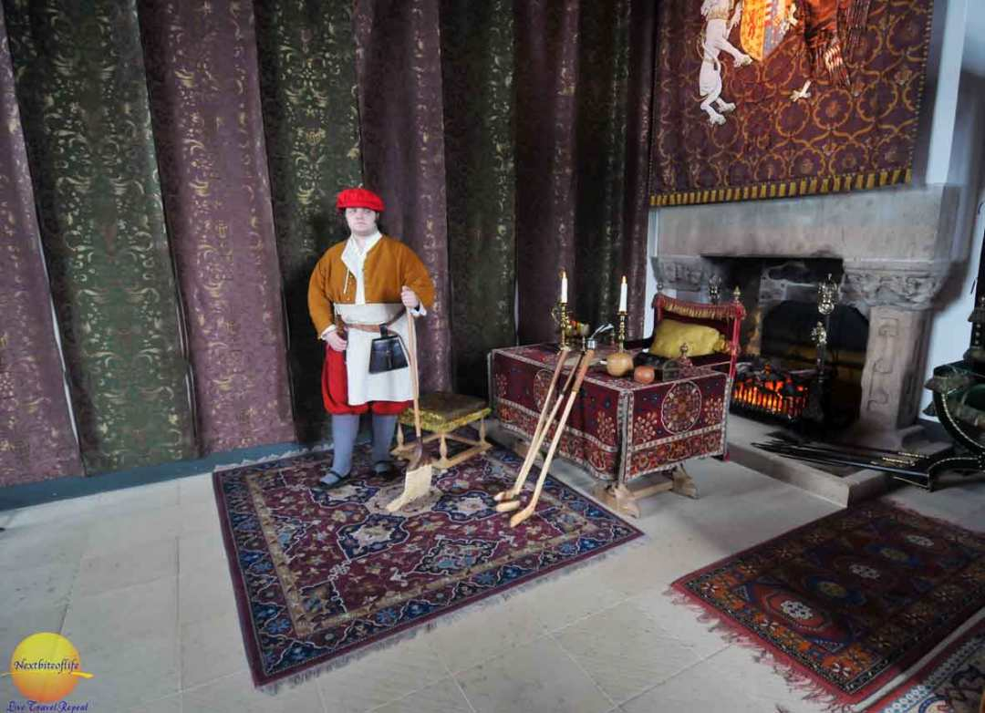 stirling castle king's room glasgow things to do