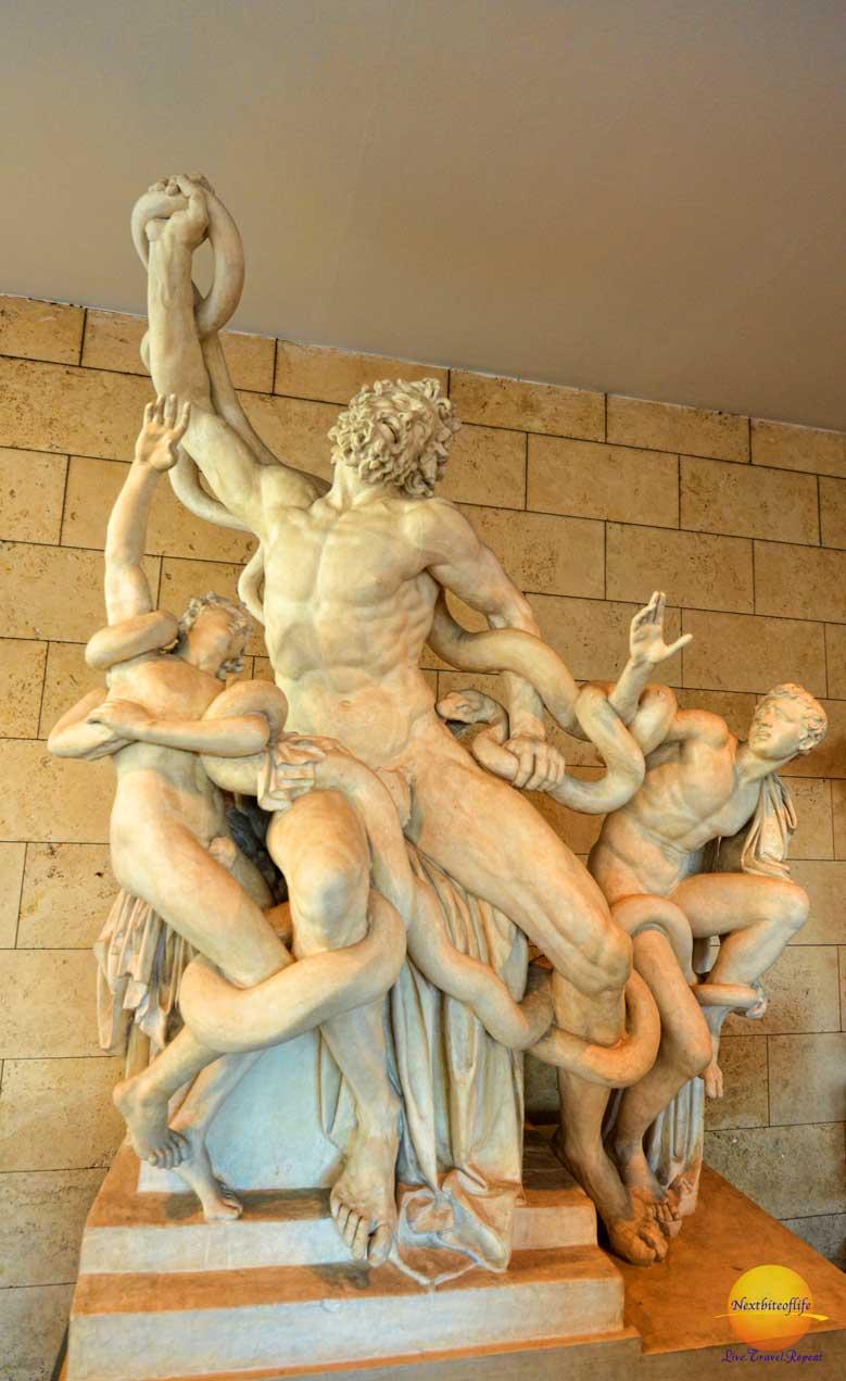 marble art vatican