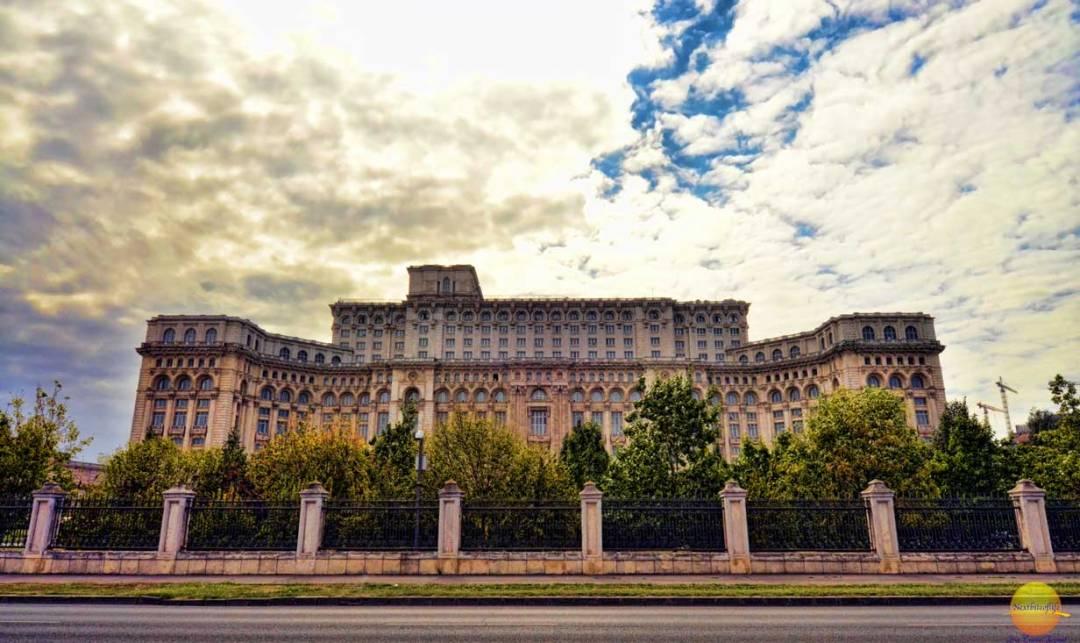 palace of parliament bucharest