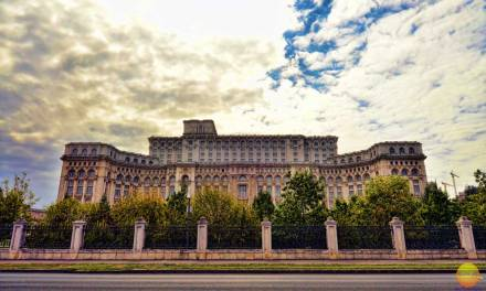 Touring The Imposing Palace Of Parliament Bucharest Romania