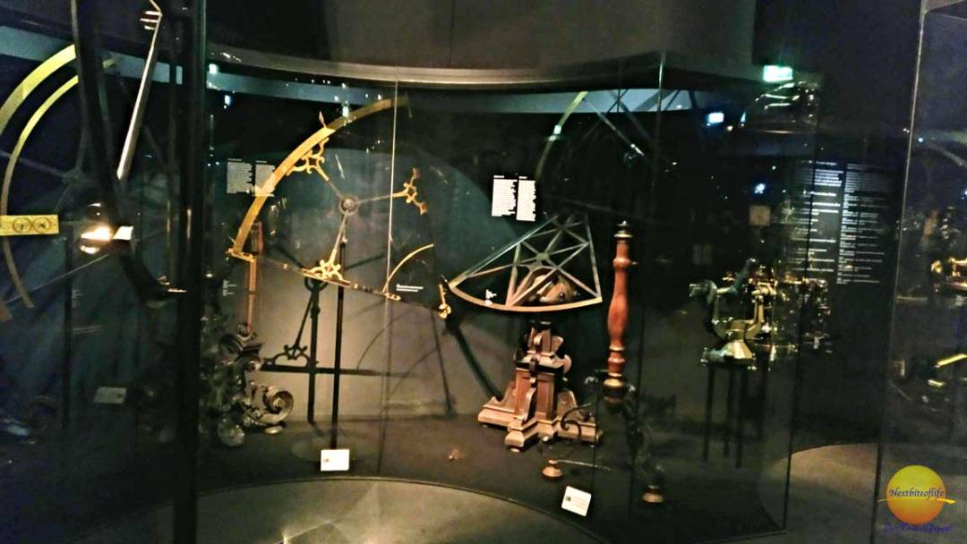 instruments at national museum prague