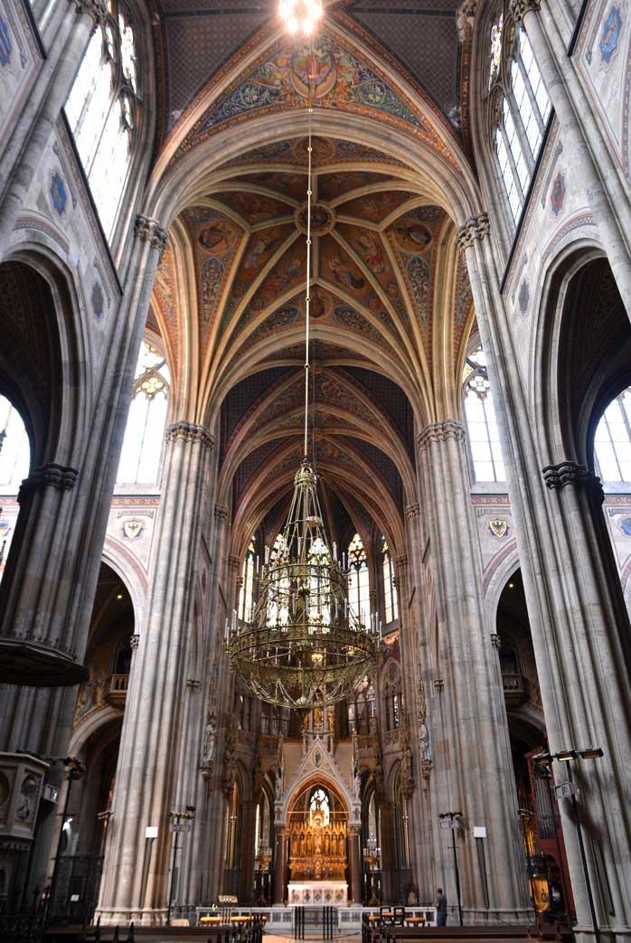 volvikirche vienna cathedral