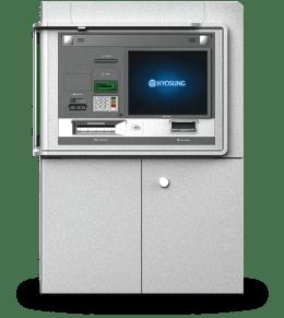 NextBranch drive-up island ATM