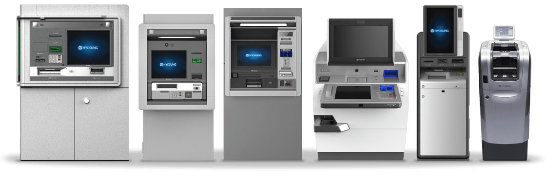 Branch Transformation ATMs