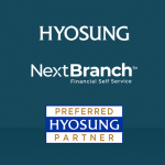 NextBranch Selected by Hyosung as the Exclusive Authorized Full-Service Dealer for Five Western States