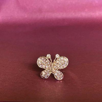 NextBuye Butterfly Stone Fashion Rings 2