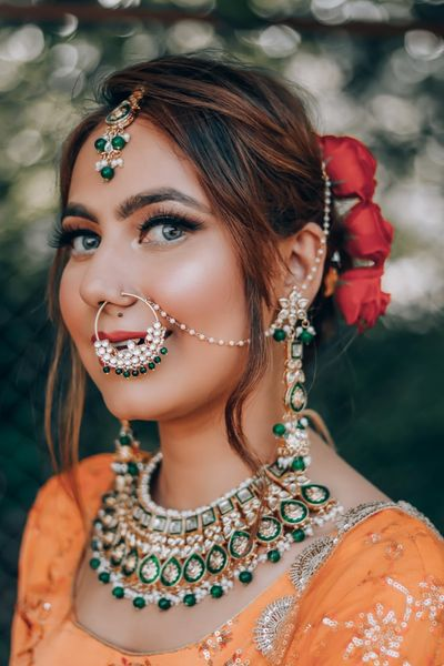 Must Have Jewelry for Bengali Brides 3