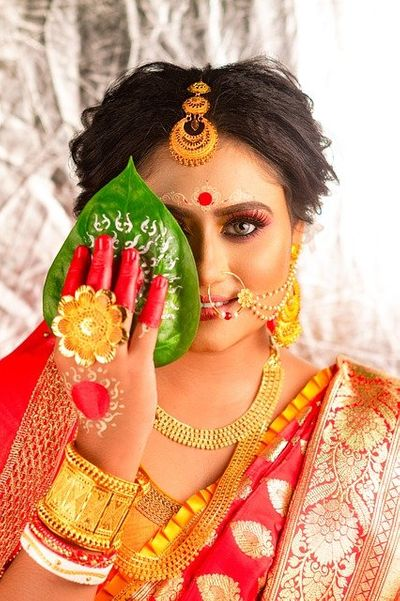 Must Have Jewelry for Bengali Brides 7