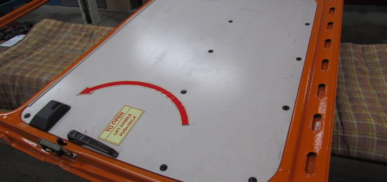 Slider panel