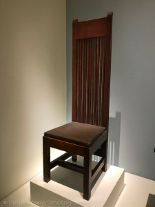 Frank Lloyd Wright Chair