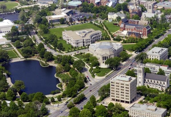 University Circle Cleveland Ohio