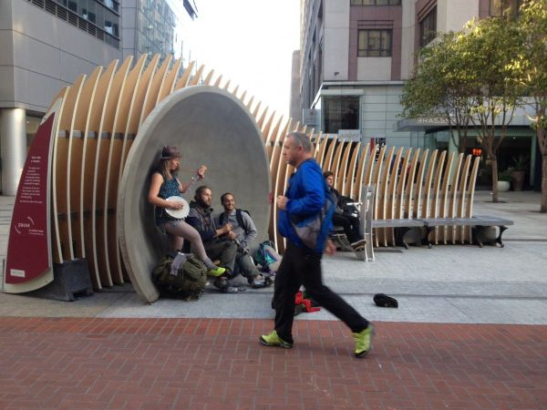 Hacking Public Space With Designers Invented Park